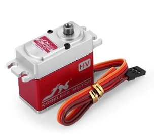 JX HV7215MG Digital High Torque Standard Servo