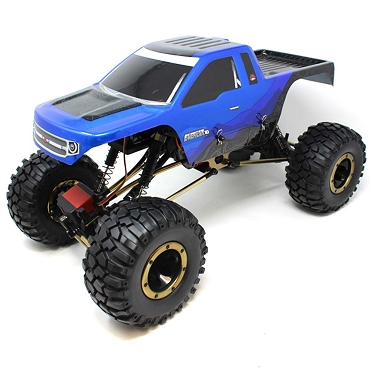 EVEREST-10 1/10 SCALE CRAWLER RTR - Blue