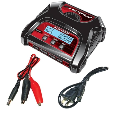 Hexfly HX-403 LiPo Battery Charger