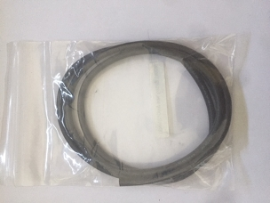 14AWG Silicone Wire 3 Feet Black