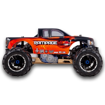 RAMPAGE MT V3 1/5 SCALE GAS MONSTER TRUCK RTR