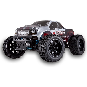 VOLCANO EPX PRO TRUCK 110 SCALE BRUSHLESS ELECTRIC - Silver