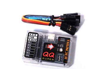 QQ SUPER Multi-Rotor Flight Control