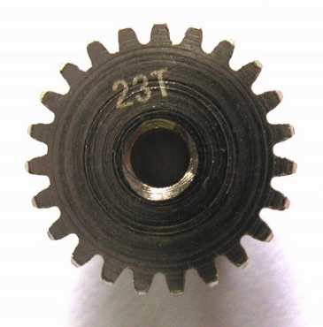 RC Car 23T Pinion Gear 0.6 Modulus