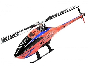 SAB Goblin 570 Sport Electric Helicopter Kit