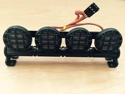 1/10-1/8 Scale Off Road LED Light Bar