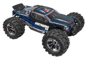 EARTHQUAKE 3.5 TRUCK 1/8 SCALE NITRO Blue