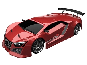Lightning EPX Drift Car 1/10 Scale Electric - Red