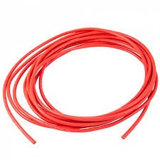LRC 12AWG Silicone Wire (Red)