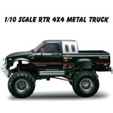 1/10 Scale RTR 4x4 Metal Truck
