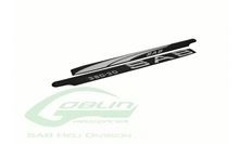 SAB BLACKLINE 3D CARBON MAIN BLADE 380mm - GOBLIN 380