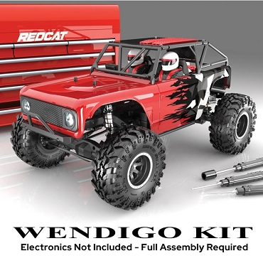 WENDIGO 1/10 SCALE ROCK RACER Kit