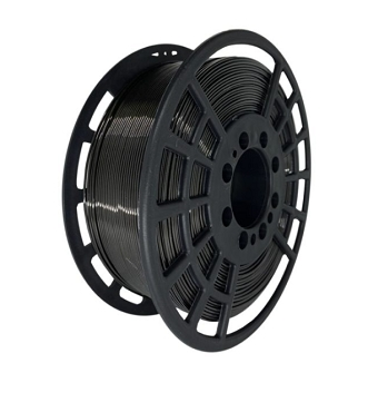 GST3D Black 1.75mm PLA+ Filament