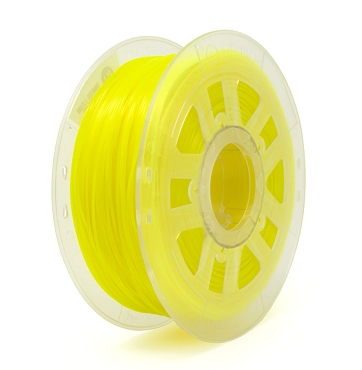 Gizmo Dorks Translucent Light Yellow 1.75mm PLA