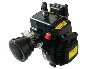 2 Stroke Gas Engine