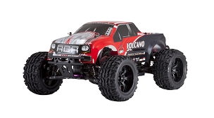 Volcano EPX Truck 1/10 Scale Electric - Red