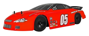 LIGHTNING STK 1/10 SCALE ON ROAD CAR - Red