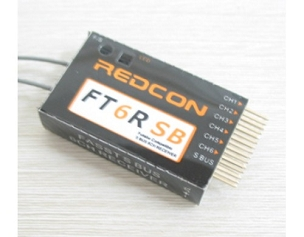 REDCON FT6RSB FASST Compatible Receiver