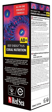 Reef Energy Plus AB+ All-In-One Coral Superfood (250ml) - Red Sea