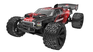 SHREDDER 1/6 SCALE BRUSHLESS ELECTRIC MONSTER TRUCK RTR