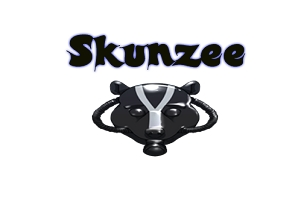 Skunzee Glowing Blue 1.75mm PLA
