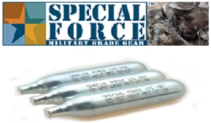 Special Force 12g CO2 Cartridges x5