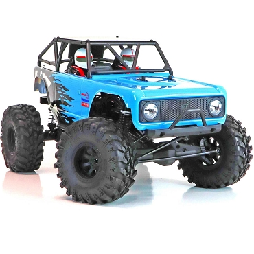WENDIGO 1/10 SCALE BRUSHLESS ELECTRIC ROCK RACER RTR