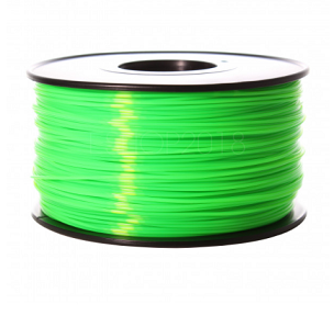 Colorcubed Translucent Green 1.75mm PLA