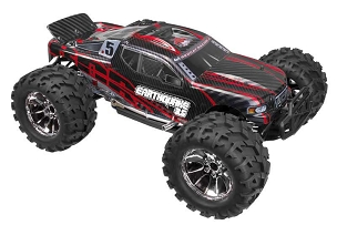 EARTHQUAKE 3.5 TRUCK 1/8 SCALE NITRO Red