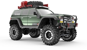 EVEREST GEN7 PRO 1/10 SCALE RTR - Green