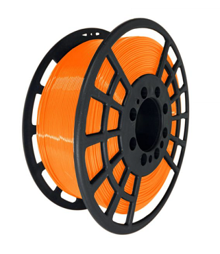 GST3D Fuorescent Orange 1.75mm PLA+ Filament