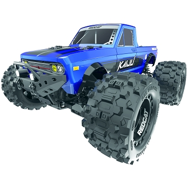 KAIJU 1/8 SCALE BRUSHLESS ELECTRIC MONSTER TRUCK