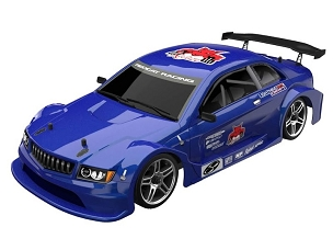 Lightning EPX Drift Car 1/10 Scale Electric - Blue